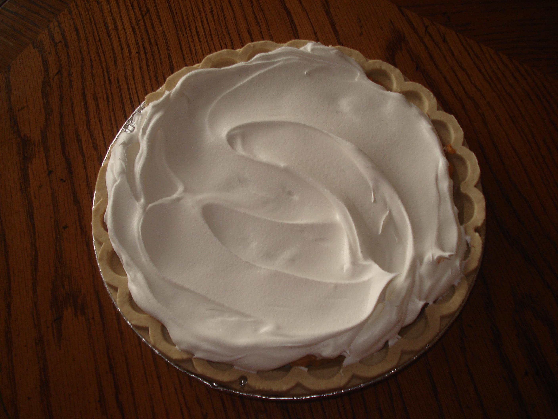 Pumpkin Chiffon Pie – Gluten, Peanut, and Nut Free | The Food ...