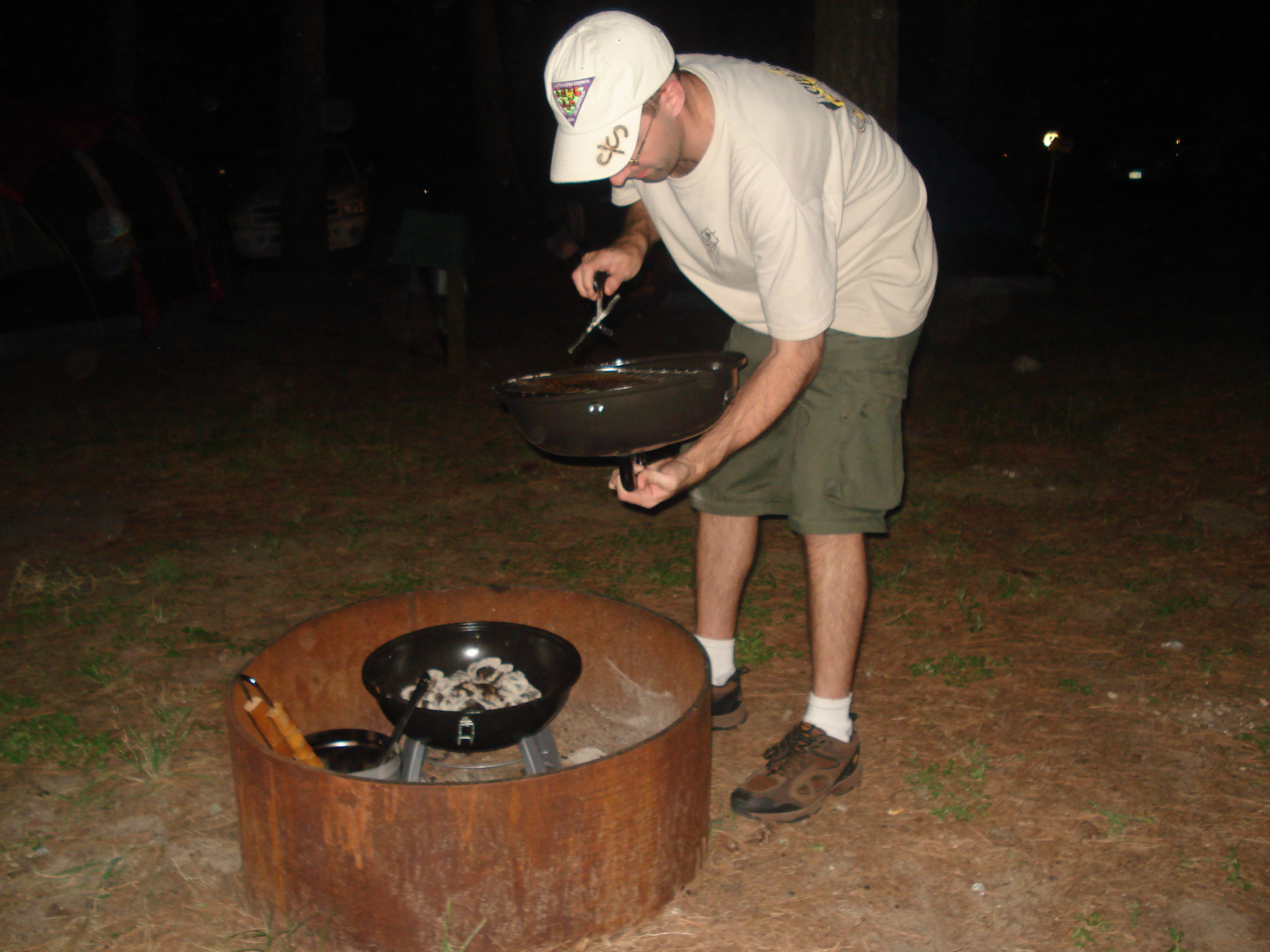Easy food allergy friendly dutch oven camping recipes for What to cook in a dutch oven camping