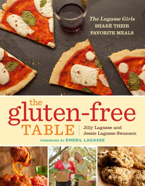 The Gluten-Free Table Book Cover