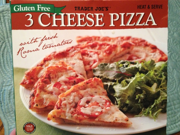 Trader Joe's Frozen Pizza