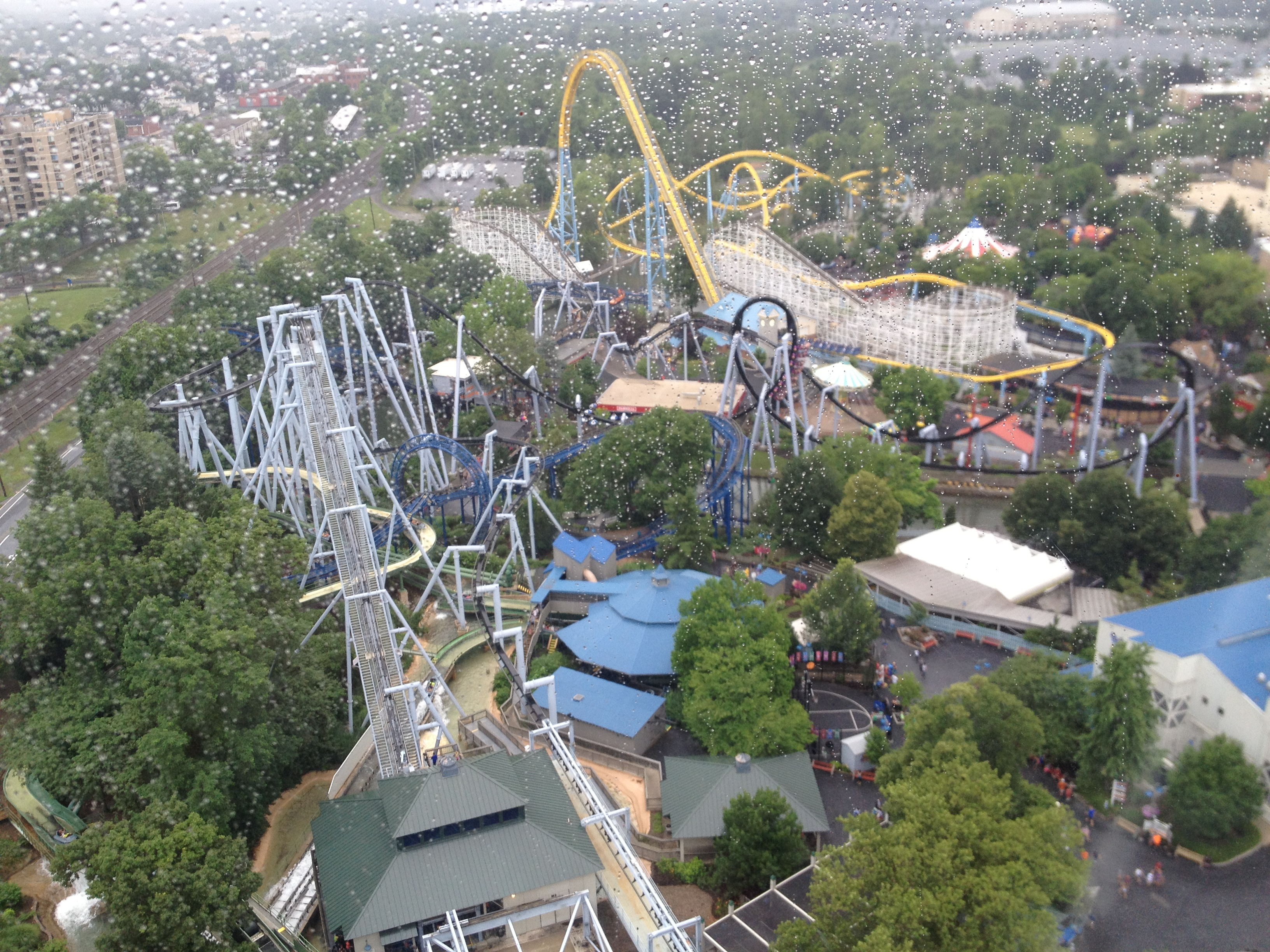Hershey Park Pa A Food Allergy Review The Food Allergy Mom