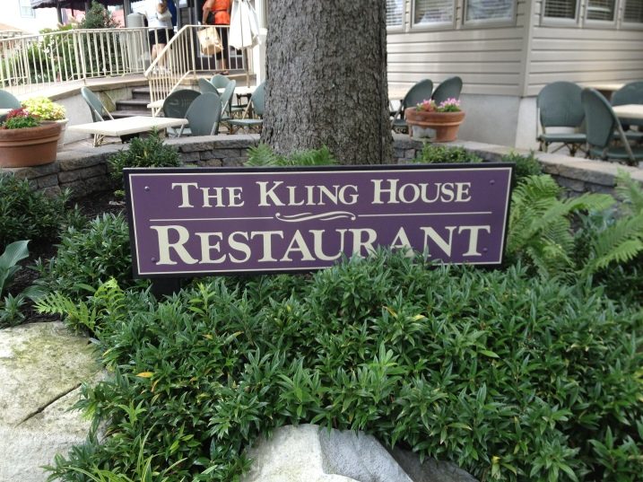 The Kling House Restaurant