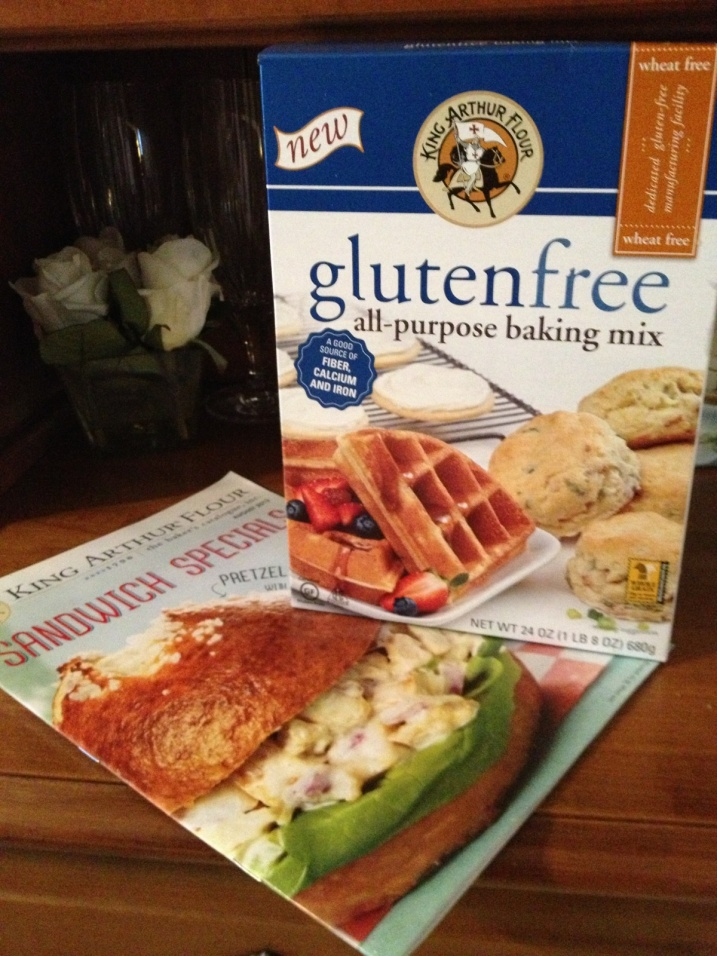 King Arthur GF All Purpose Baking Mix
