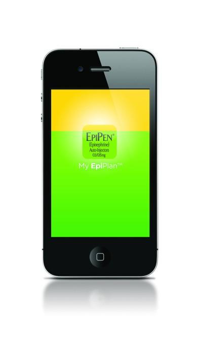 My EpiPen App Logo