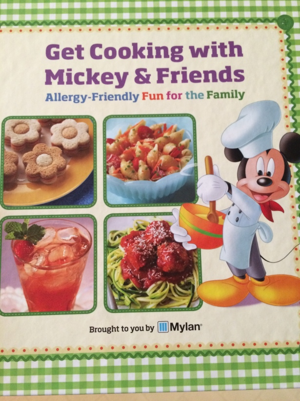 Mylan Disney Cookbook